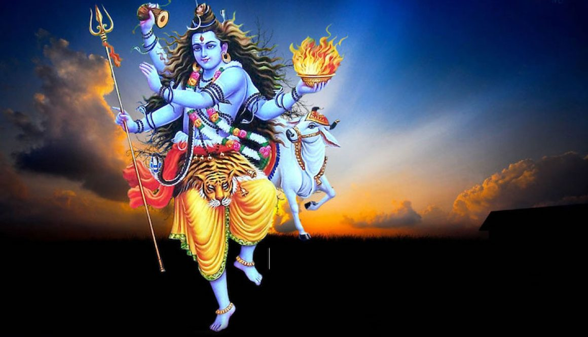 Importance of water through Shiva