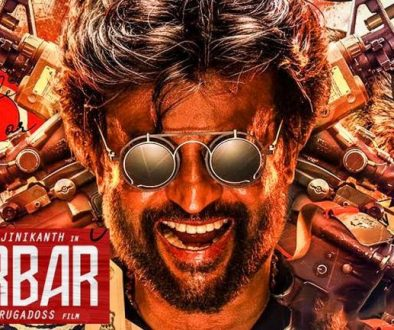 Darbar Movie Rajinikanth